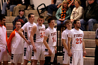 Fisher Bunnies Boys Basketball